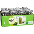 Ball Canning Jars - Quart Wide Mouth