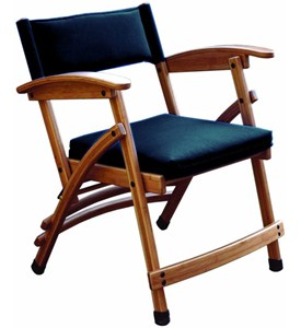 Folding Directors Chair Image