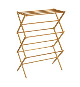 Bamboo Drying Rack Image