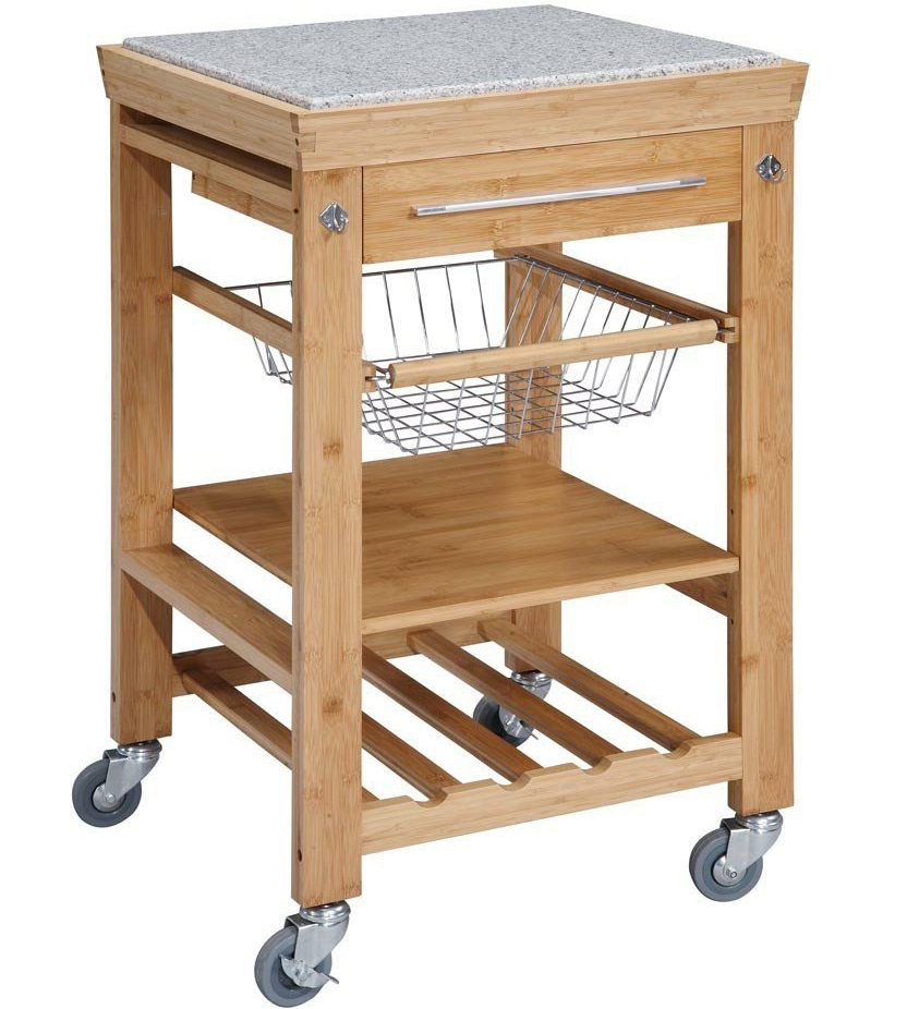 bamboo kitchen island with granite top in restaurant kitchen island cart kitchen island cart granite top