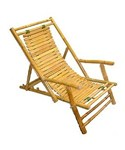 Bamboo Recliner - Set of 2