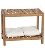 Bamboo Spa Bench - Ecostyle