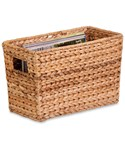 Banana Leaf Magazine Basket