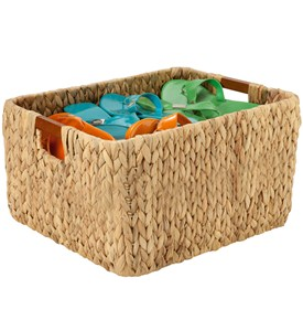 Banana Leaf Storage Basket Image
