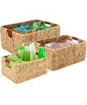 Banana Leaf Storage Baskets
