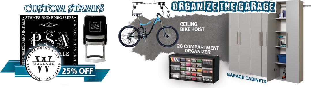 Garage Banner