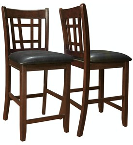 Bar Height Dining Chairs (Set of 2) Image