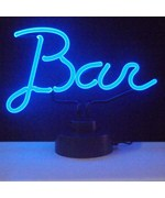 Bar Neon Sculpture - by Neonetics