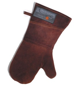 Barbecue Mitt - Leather Image