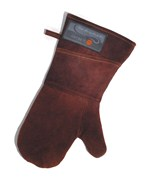 Barbecue Mitt - Leather