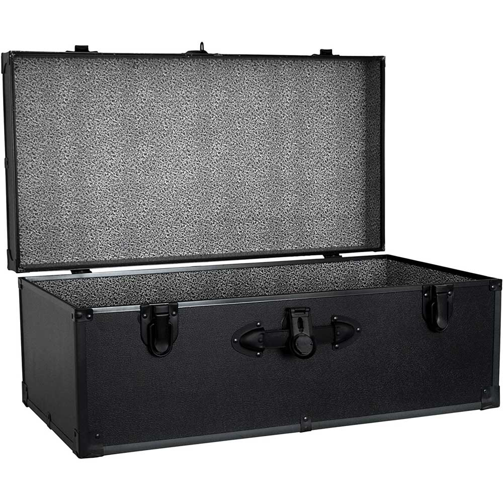 barracks footlocker storage trunk