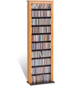 Barrister Multimedia Storage Tower Image