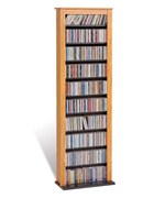 Barrister Multimedia Storage Tower