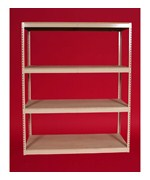 Basc Four Shelf Storage Unit