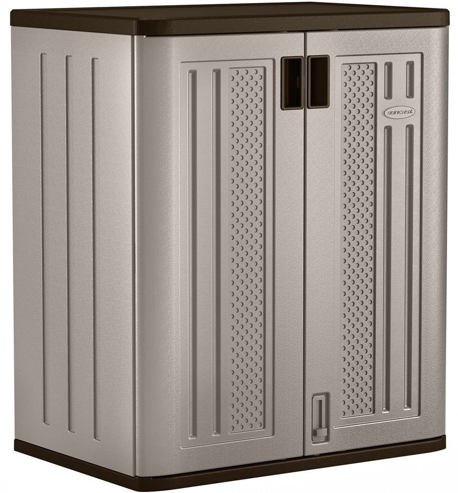 Cabinets Closets: Resin Storage Cabinet In Storage Cabinets