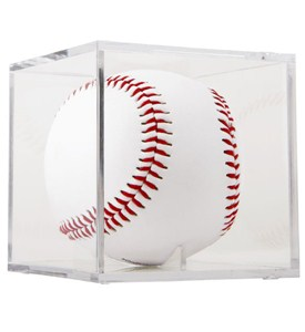 Acrylic Baseball Display Case Image
