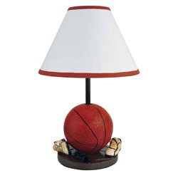 Basketball Accent Lamp Image