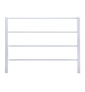 Stor-Drawer Four-Runner White Frame - Standard (Set of 2) Image