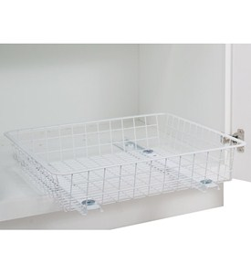 Stor-Drawer Wire Basket Glides - Standard (Set of 2) Image