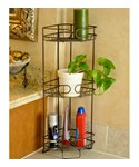 Bathroom Corner Shelves