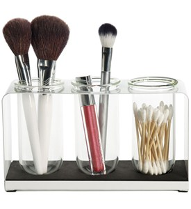 Bathroom Counter Organizer Image