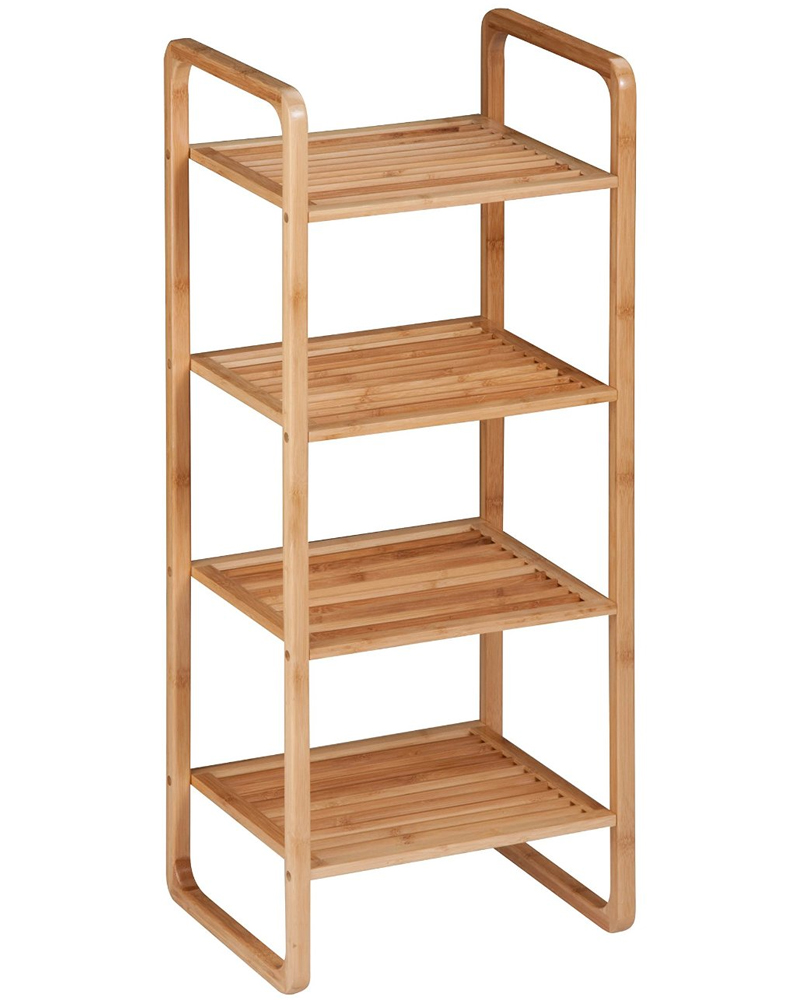 Wonderful This Is Our New 3Tier Bathroom Shelf, Which Is Made Of Environmentfriendly And Sturdy Bamboo Its Perfect To Fit Your Bathroom, Living Room, Balcony And Kitchen Room Its Compact Design And Great Storage Capabilities Are Just For