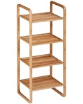 Bathroom Shelves - Bamboo