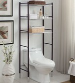 Bathroom Etagere over the toilet shelving and bathroom etageres | organize-it