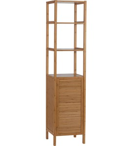 Bathroom Storage Tower - Ecostyle Image