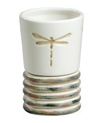 Bathroom Tumbler - Dragonfly