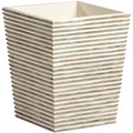 Bathroom Wastebasket - Dragonfly