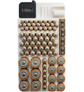 Battery Storage Rack Image