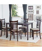 Cathy Brown Five Piece Dining Set