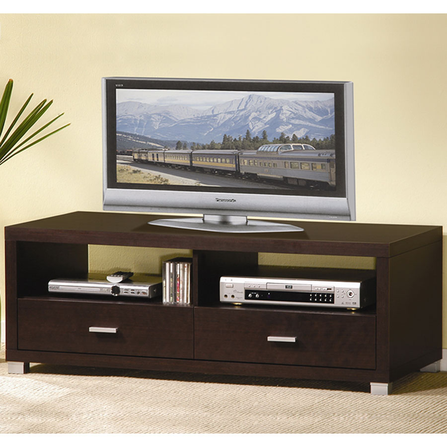 Baxton Studio Derwent Modern Tv Stand With Drawers By Wholesale Interiors In Tv Stands