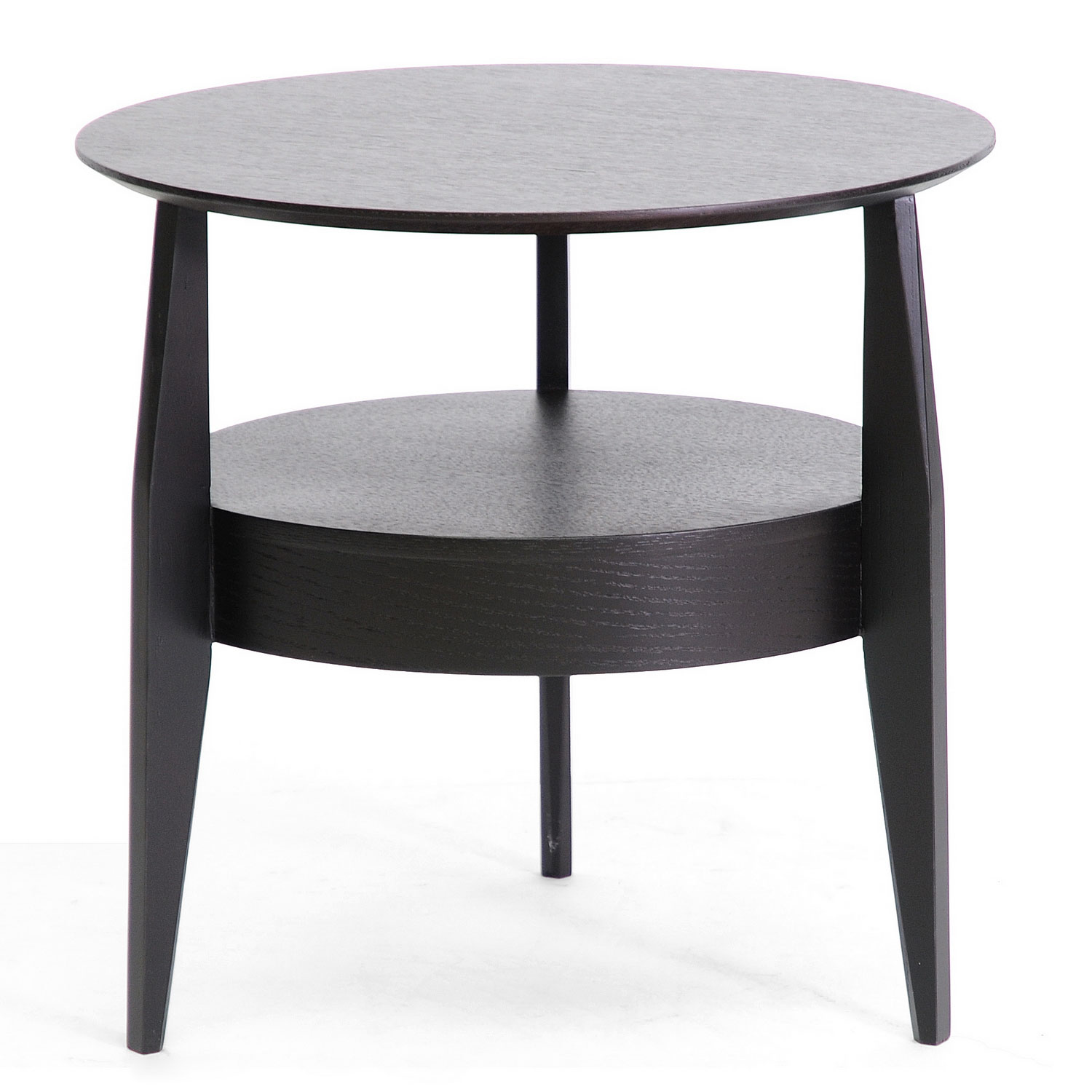 Gretton wood end table with drawer black in side tables for Black wood end tables