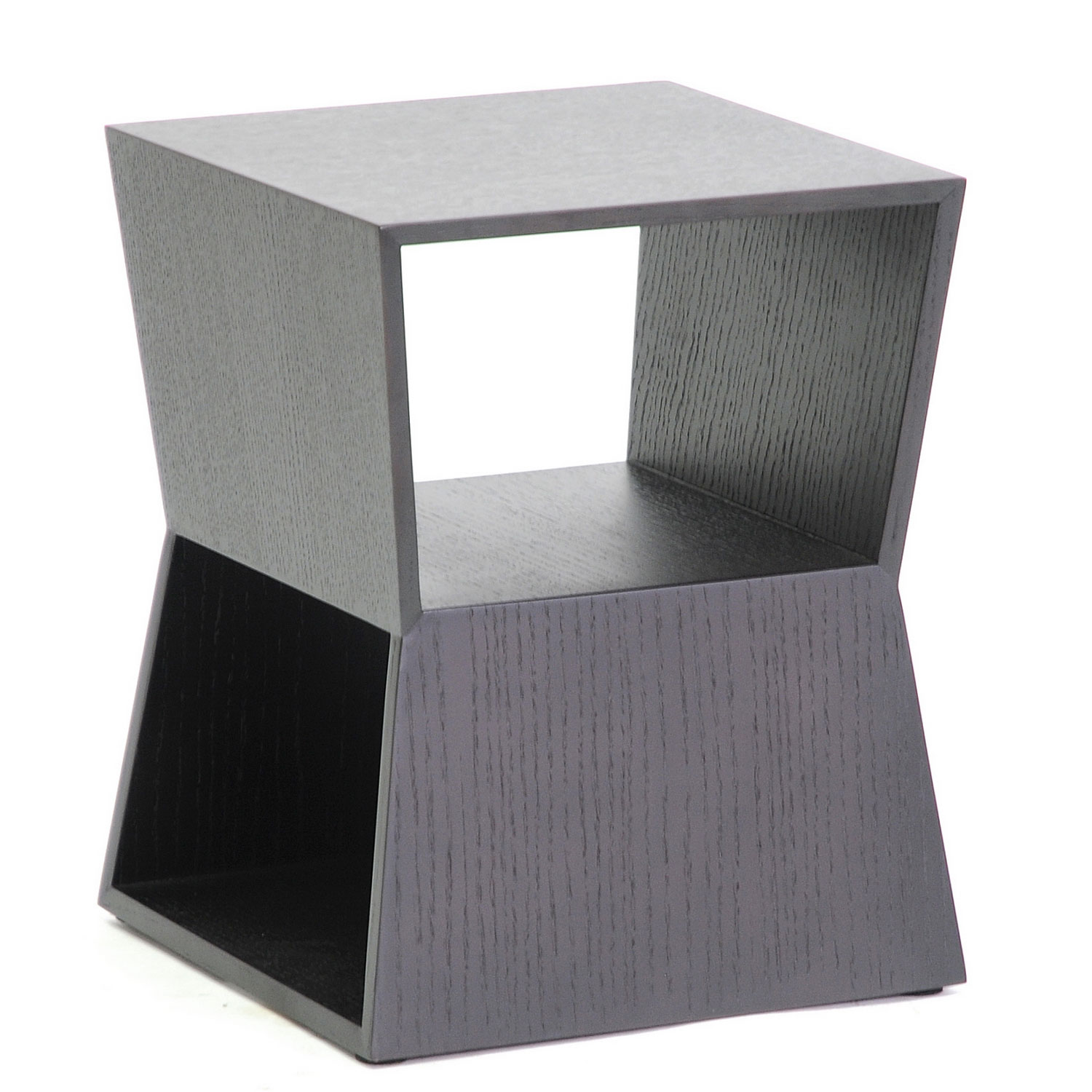 Baxton Studio Marche Black Wood Modern End Table By Wholesale Interiors  Price: $173.99