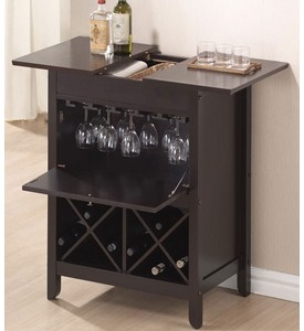 Tuscany Dry Bar and Wine Cabinet Image