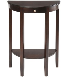 Bay Shore Half Circle Console Table Image