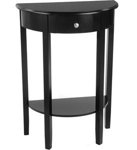 Half-Circle Console Table - Bay Shore Image