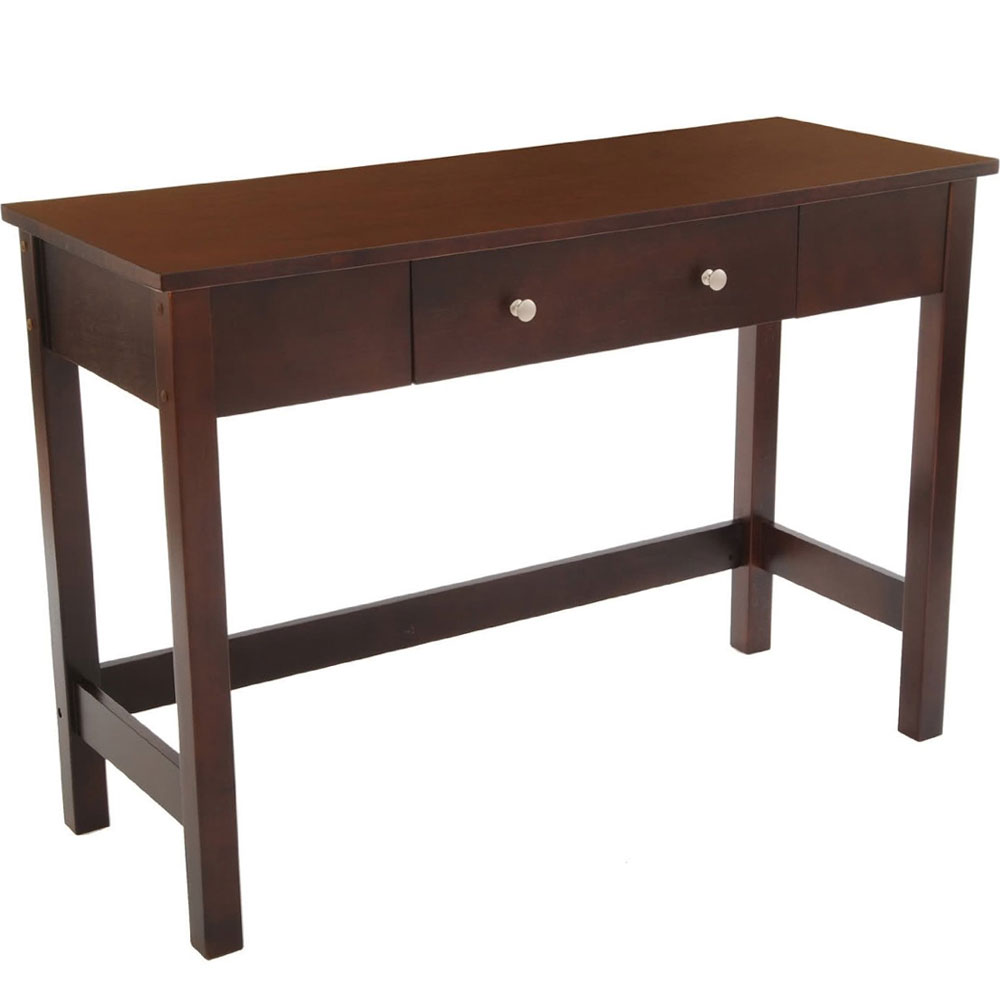 Bay shore wood sofa table in accent tables