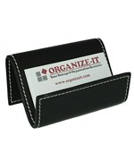 Business Card Holder - Genuine Leather