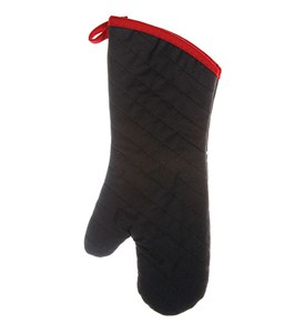 Pyrotex BBQ and Oven Mitt - Black Image