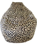 Bean Bag Chair Lounger - Animal Prints