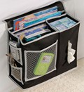 Bedside Storage Caddy - Black Denier