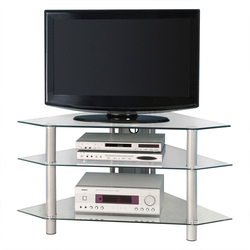 44 Inch Corner Tv Stand In Tv Stands