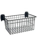 garage grid storage hooks racks and baskets organize it. Black Bedroom Furniture Sets. Home Design Ideas