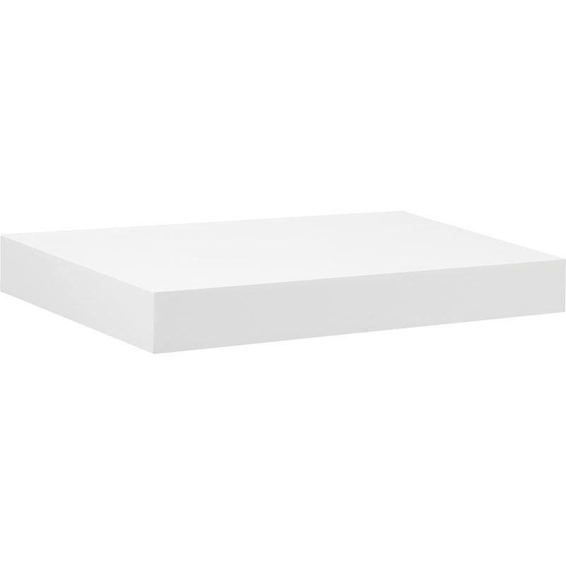 17 5 Inch Floating Wall Shelf In Wall Mounted Shelves