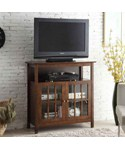 Big Sur Highboy TV Stand by Convenience Concepts