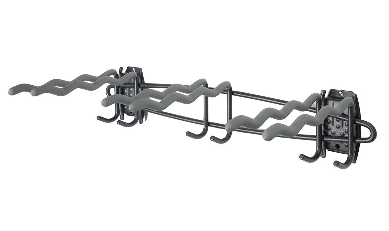 Big Tool Rack In Garage Grid Accessories