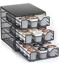 Black K-Cup Storage Drawer - Holds 36